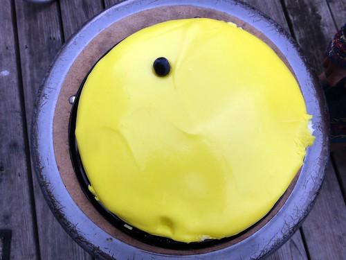 Transit of Venus Cake