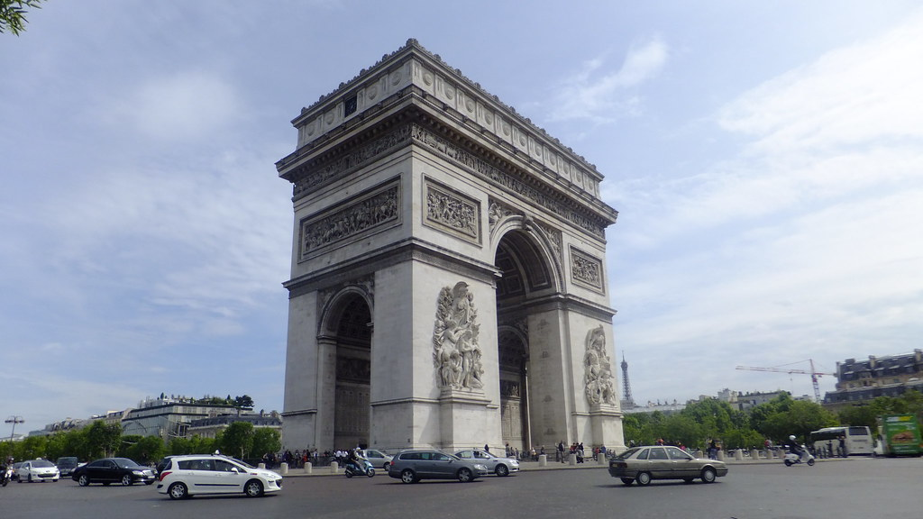 L'Arco del Trionfo