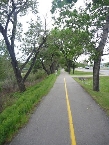 400 KM on the bike path
