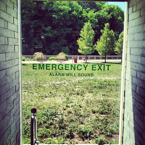 Emergency Exit by Dan Dickinson
