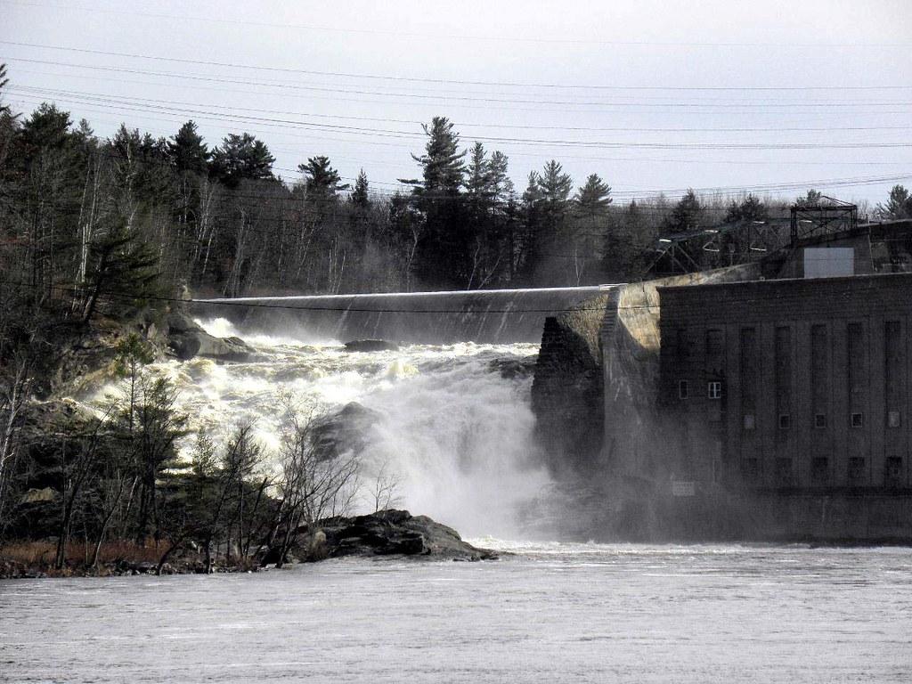Upper Dam Maine Tripcarta