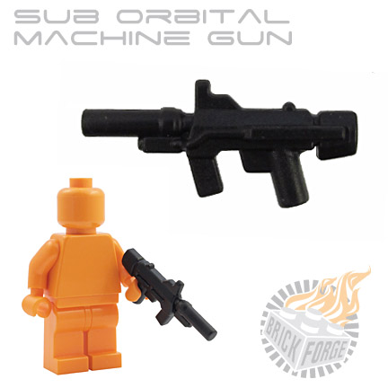 Sub Orbital Machine Gun - Black