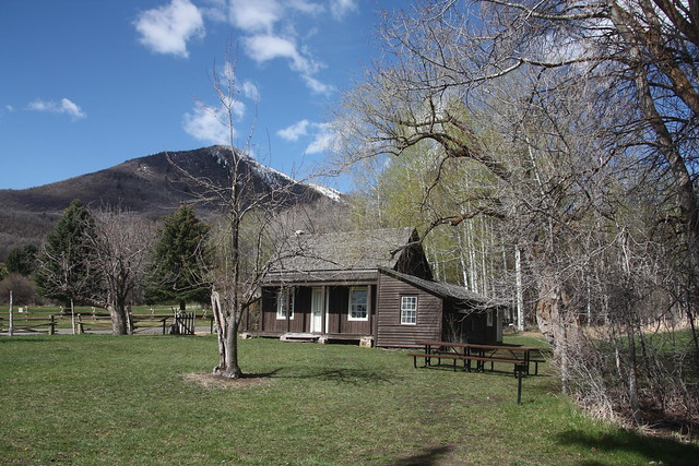 532 UT Huber Grove At Wasatch Mountain State Park Flickr Photo Sharing