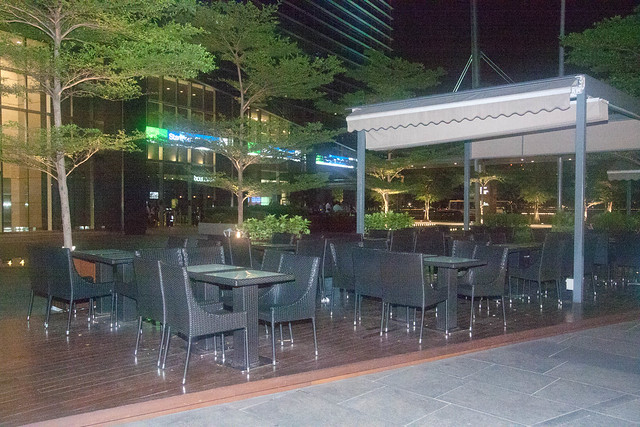 Akari Dining & Bar - Outdoor Left