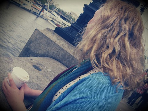 Coffee by the Thames
