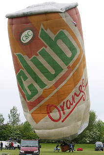 "G-BWND ""Club Orange"""