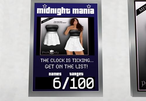 *Pretty Lady* - MidnightMania dress by Cherokeeh Asteria