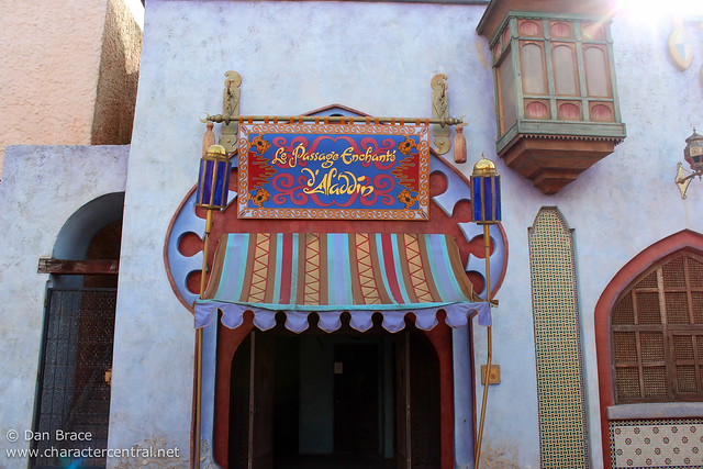 Aladdin's Enchanted Passage