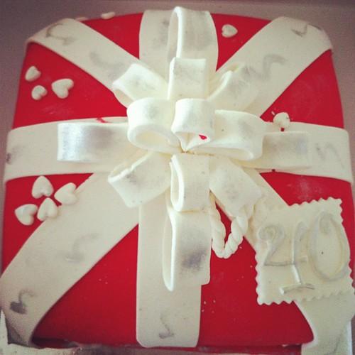 40 yaş doğumgünü pastasi by l'atelier de ronitte