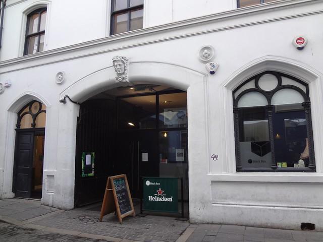 The Black Box, Centro Cultural em Belfast, Irlanda do Norte