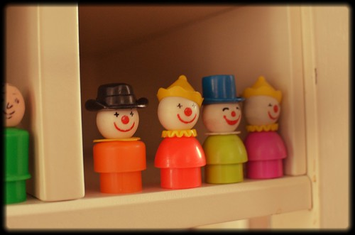 Little People Clowns 01