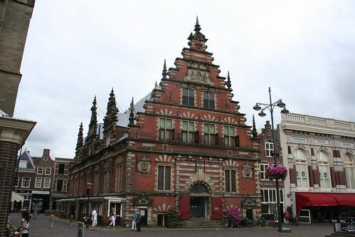 Lonja de la carne haarlem pa ses bajos tales of a for Arquitectura holandesa
