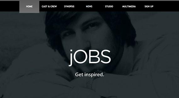 Jobs Movie — Película de Steve Jobs con Ashton Kutcher