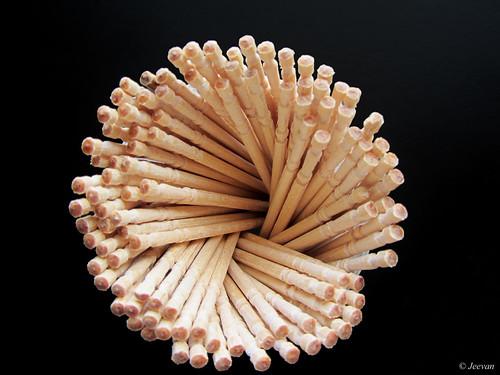 Toothpick design