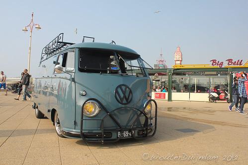 BE-69-42 Volkswagen Transporter bestelwagen 1957