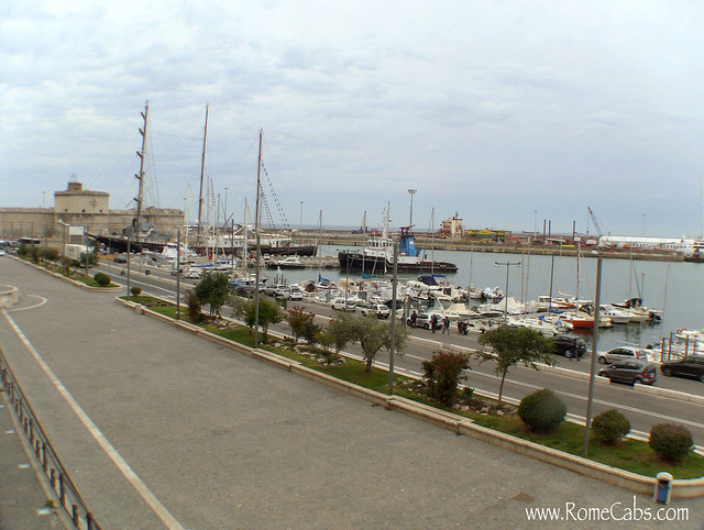 Civitavecchia, Port of Rome (Italy)