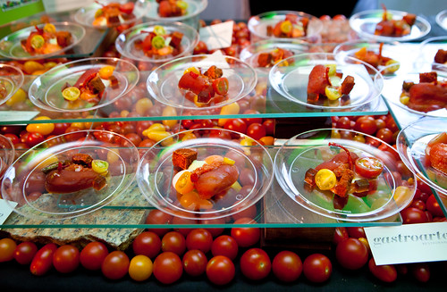 Gastroarte: Tomato Six Ways