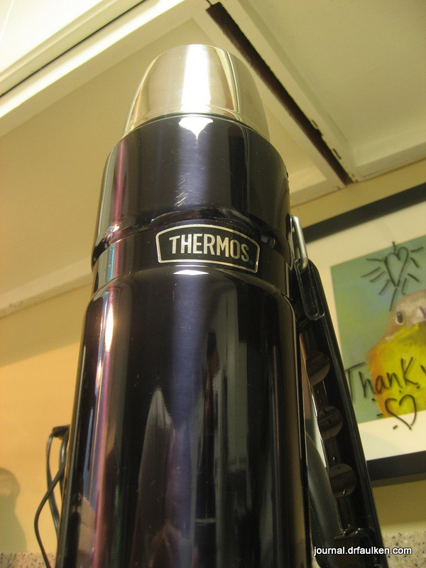 Thermos Saves the Day – TWICE.