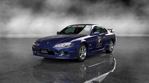 GT Academy 2012: Nissan SILVIA spec-R AERO (GT Academy Version) '02_73Front