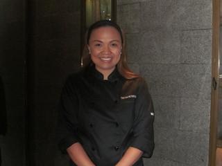IMG_8657: Chef Pauline Banusing