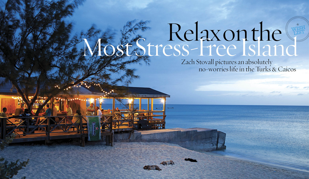 ISLANDS.com Wish List: Relax on the Most Stress-Free Island