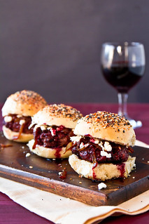 Port Wine Sliders
