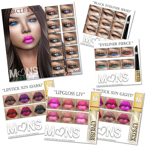 MONS - Cosmetic NEW! by Ekilem Melodie - MONS