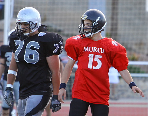 Badalona Dracs-Murcia Cobras.Final 2011 Junior