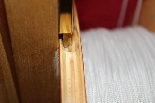 lock detail