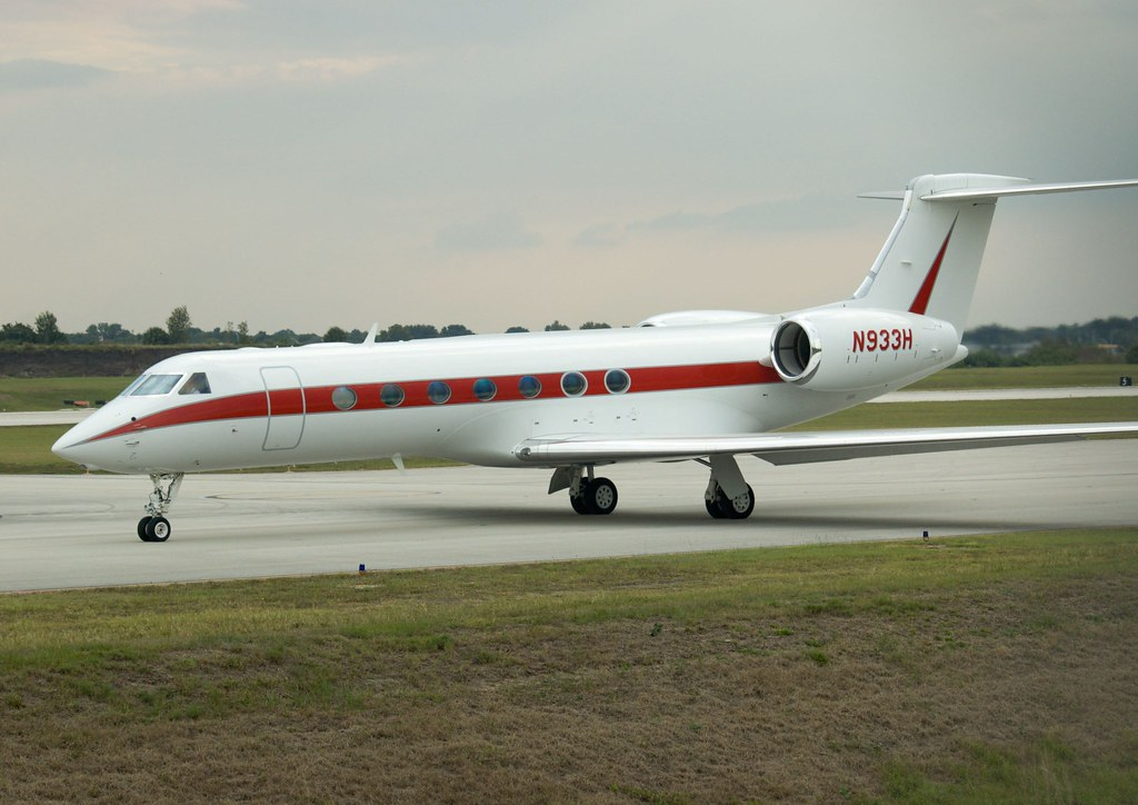 N933H - GLF5 - Kabo Air