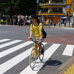 Tokyo Bike Dude