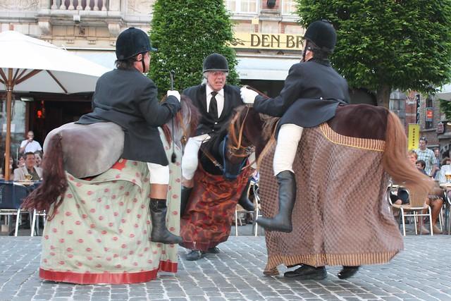 Les Goulus - Les Horsemen - Leuven in Scène 2012 (62)