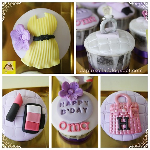 Cupcake Set-B. Dini