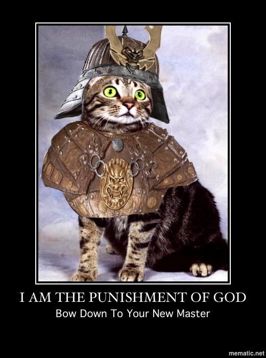 THE PUNISHMENT OF GOD