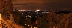 Panoramica 2 dal Sacro Monte di Varese maggio 2012