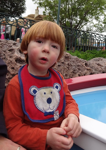 Archie on Storybook Boats
