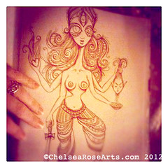 Kali sketch
