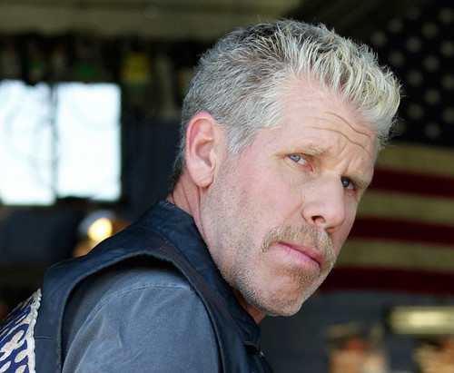 Clay Morrow - Ron Perlman