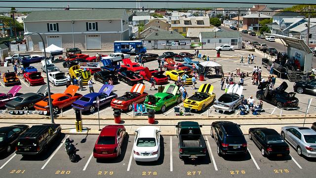 Seaside Car Show September