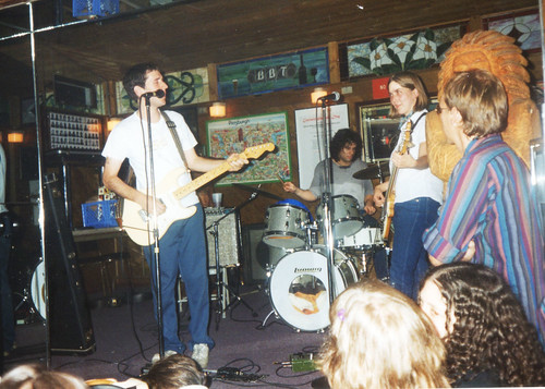 Guv'ner, Pittsburgh PA at Bloomfield Bridge Tavern, 1996 - 2