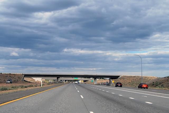 I-182 @ SR 240 eastward
