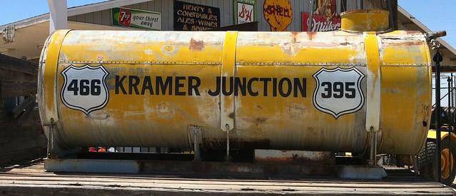 KRAMER JUNCTION CALIF.