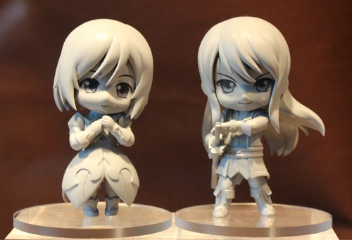 Nendoroid Petit Estelle and Yuri (Tales of Vesperia)