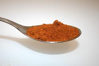 08  -Zutat Tandoori-Würzmischung / Ingredient tandoori