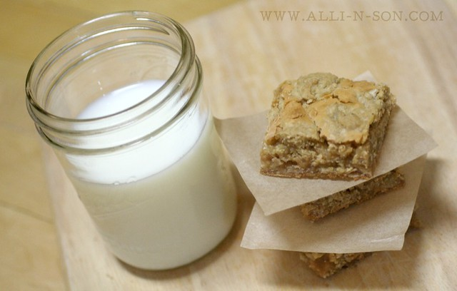 Butterscotch Revel Bars