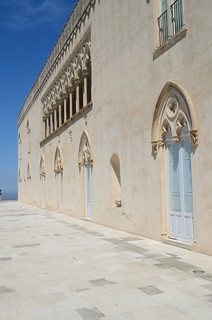 Donnafugata Castle, Ragusa - The facade