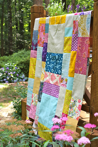 Maggie's Quilt - Halfway There