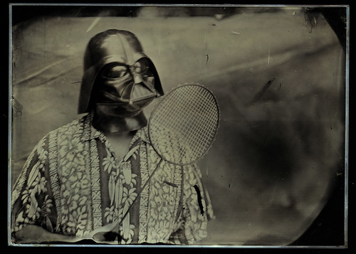 Darth Recreates by Mid Century Graphic