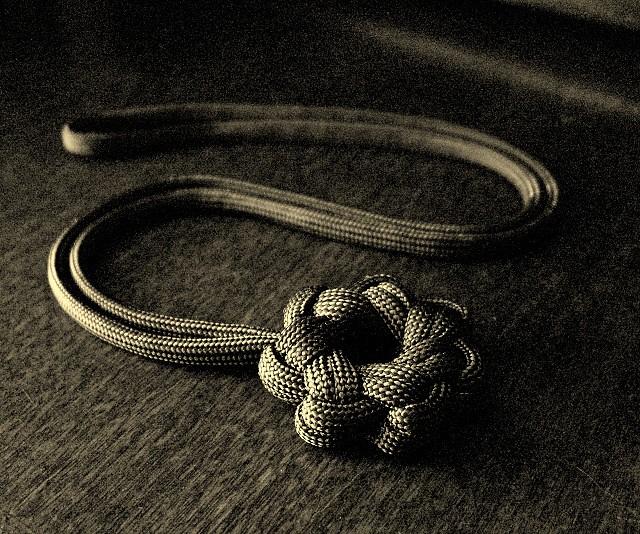 decorative knots instructions - 640×534