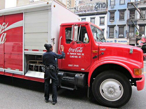 Bloomberg's Private Army on the offensive against Big Soda